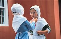 Unique Summer Camps at Old Salem have been Unplugging Kids for Generations!