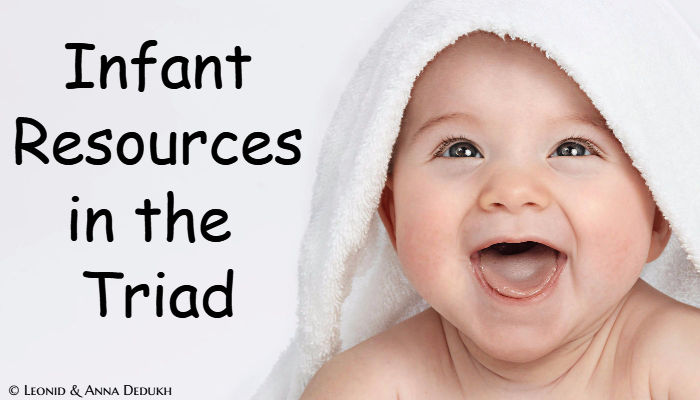 Infant Resources in the Triad