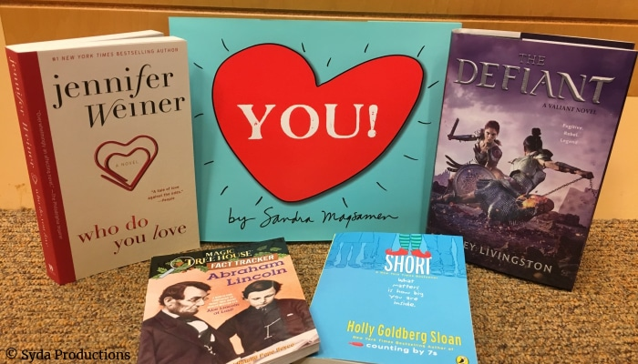 Ellen's Book Nook —January 2018