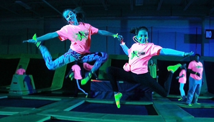 Don't Miss Fun at Rockin' Jump: New Attractions, Battle Royale Tournaments, and After Dark