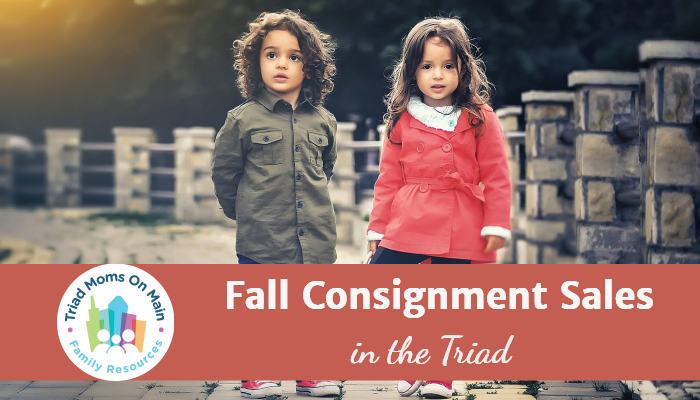 2020 Triad Fall Consignment Sales