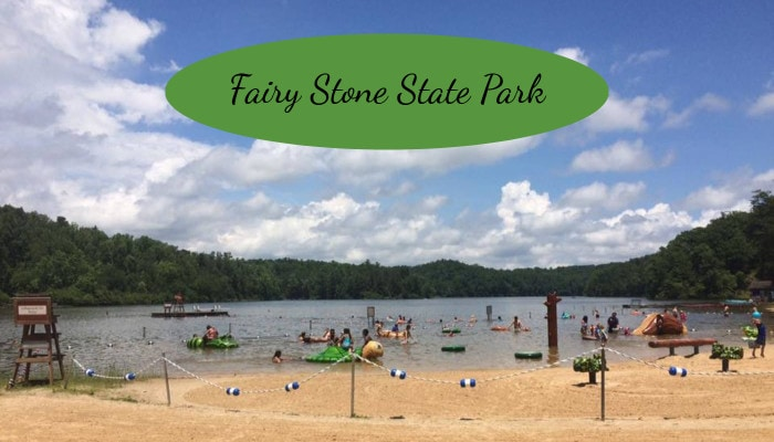 Day Trip Idea: Fairy Stone State Park