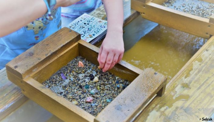 Day Trip Idea: Gem Mining
