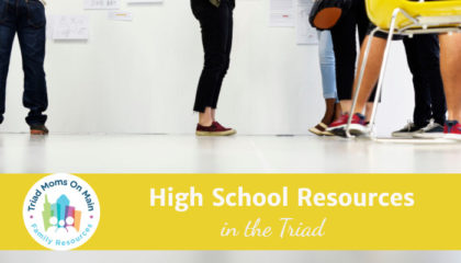 Resources for High Schoolers