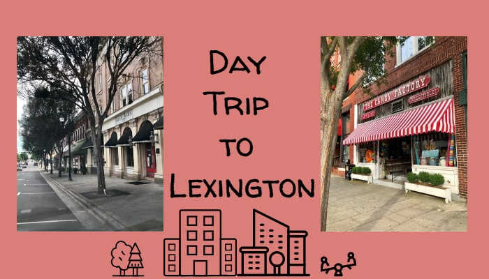 Day Trip to Uptown Lexington, NC