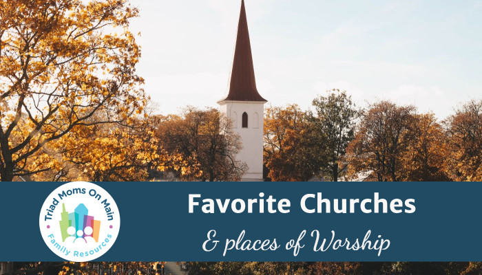Reader Favorite Churches & Places of Worship