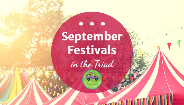 2019 September Fall Festivals