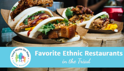 The Best Ethnic Restaurants in the Triad