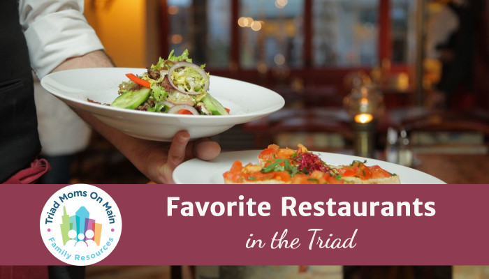 Favorite Triad Restaurants