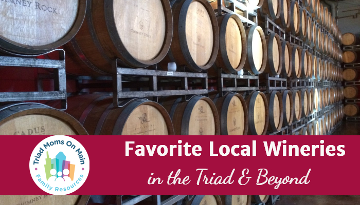 Favorite Local Wineries