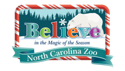 "December 14, 15, 20, 21, 2019: ""Believe"" at the NC Zoo"