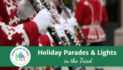 Triad Christmas Parades 2020 Family Friendly Events Triad NC