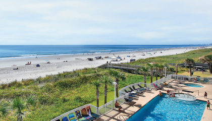 Top 5 Family Rentals in North Myrtle Beach