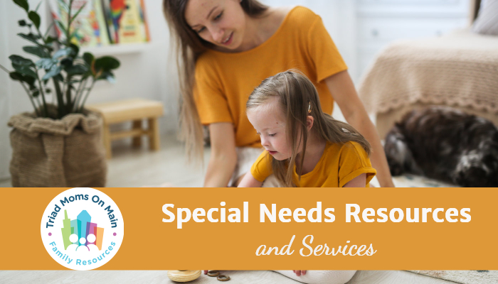 Resources for Special Needs