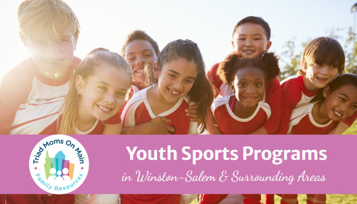 Youth Sports in the Winston-Salem Area