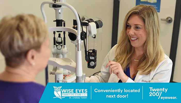 Eye Exams – An Important Part of Back-to-School Prep!