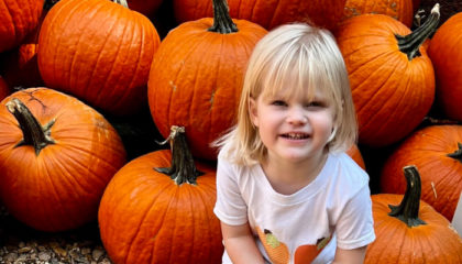 Rediscovering What Matters: A Tale of the Toddler and the Pumpkin Patch